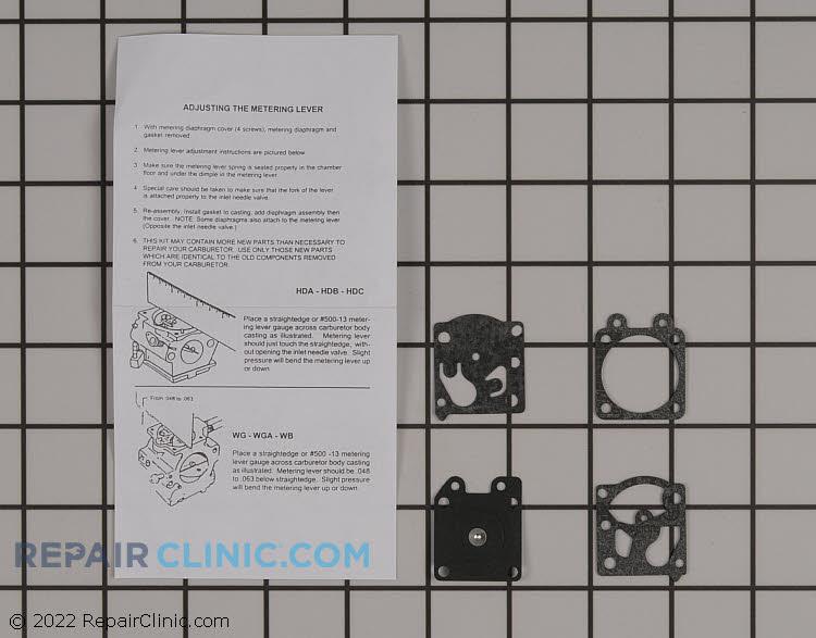 Carburetor Diaphragm 12310152130 Alternate Product View