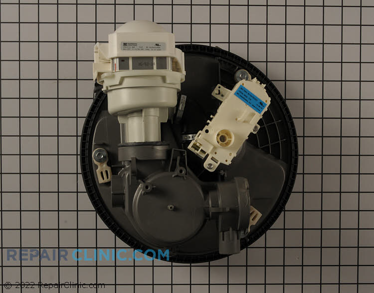 Dishwasher Pump And Motor Assembly Wpw10455261 Fast