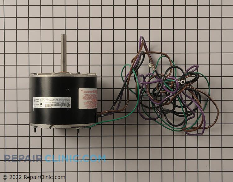 Condenser fan motor, 1/3 HP, 1120 RPM, 208/230 volts, clockwise rotation
