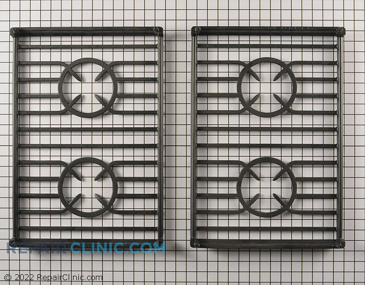 Burner Grate W10746206 Alternate Product View