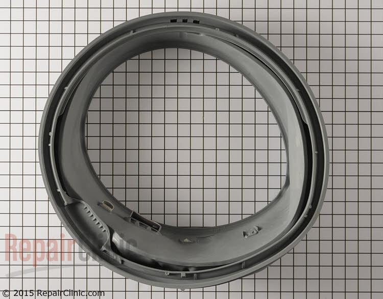 Door Boot Seal - Item Number DC97-18094B