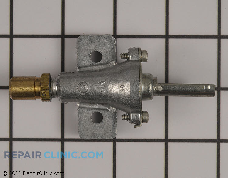 Valve, top burner 7502P127-60     Alternate Product View