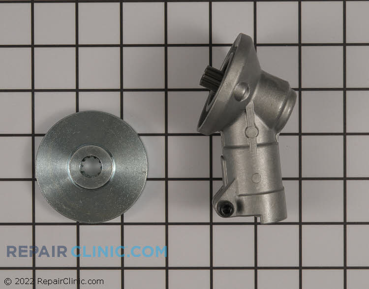 Case-gear assembly