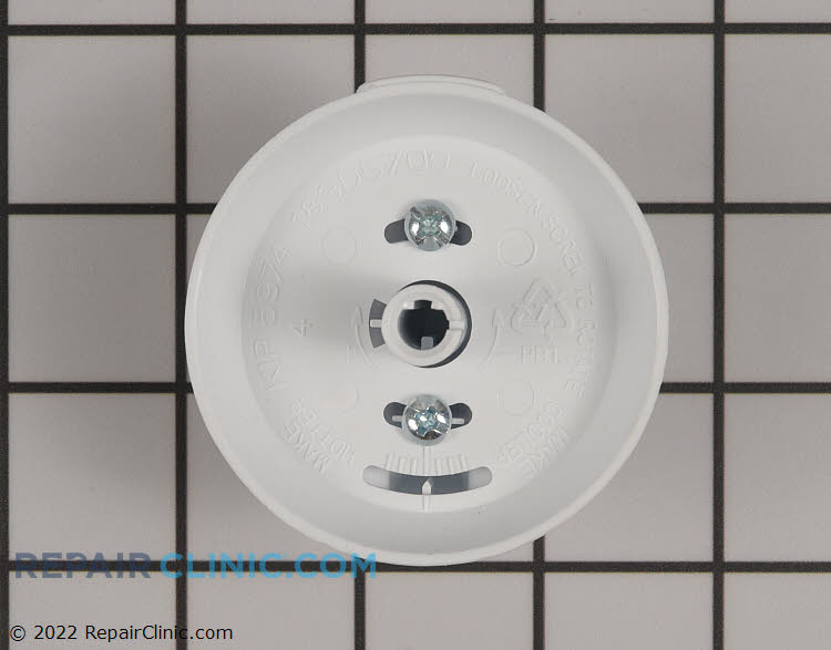 Thermostat Knob WB03X22704      Alternate Product View