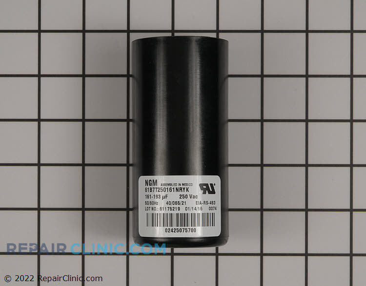 Start Capacitor S1-02425075700 Alternate Product View