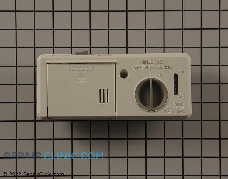 Detergent Dispenser WPW10428214 Alternate Product View