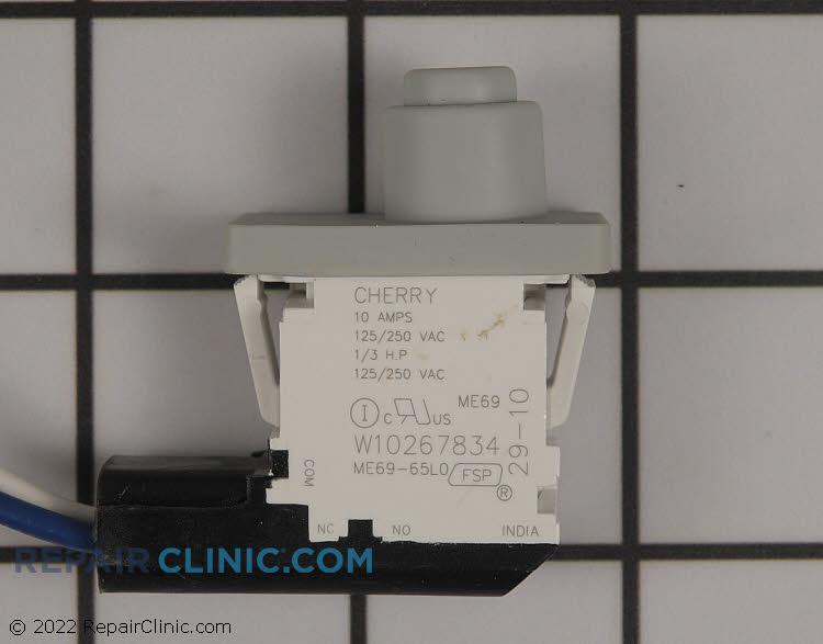 Door Switch W10267834 Alternate Product View