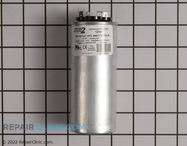 Dual Run Capacitor CAP125600440RTS Alternate Product View