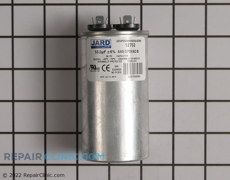Run Capacitor CPT00239 Alternate Product View