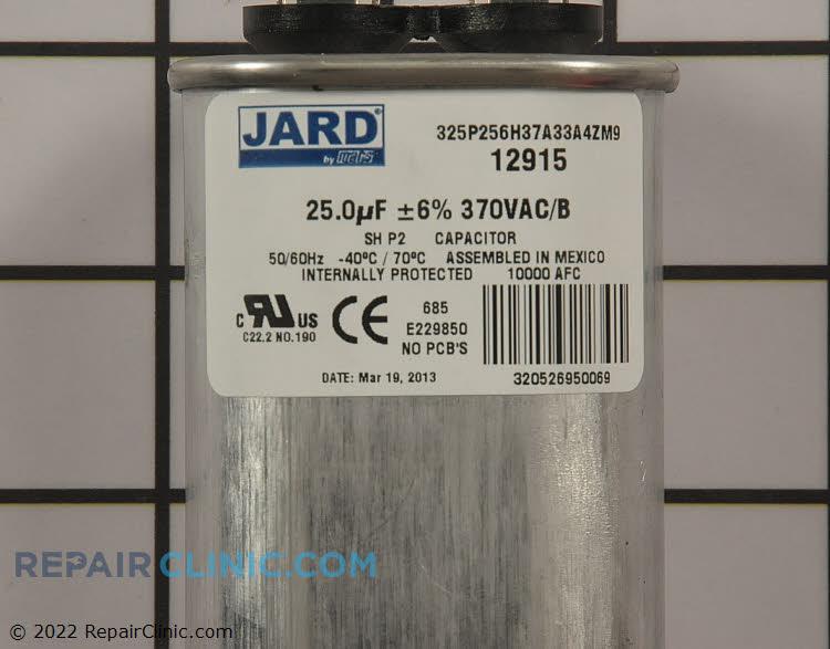 Run Capacitor CAP250000370VCS Alternate Product View