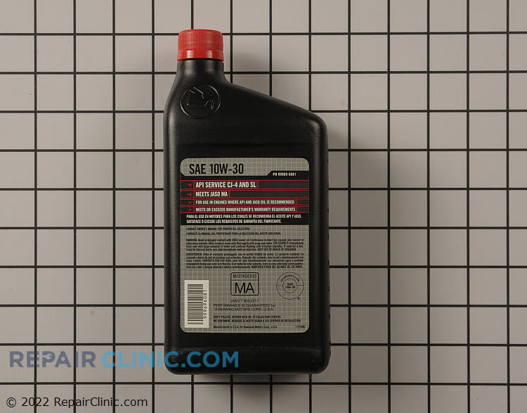 Engine Oil 99969-6081 Alternate Product View