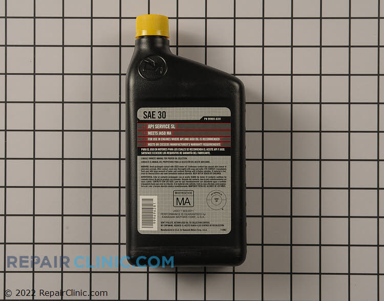 Engine Oil 99969-6281      Alternate Product View