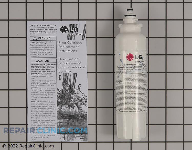 Water filter - Item Number ADQ73613408