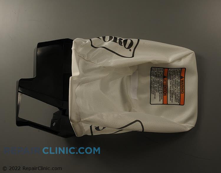 Grass bag asm