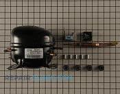 Compressor - Part # 1482539 Mfg Part # W10233960