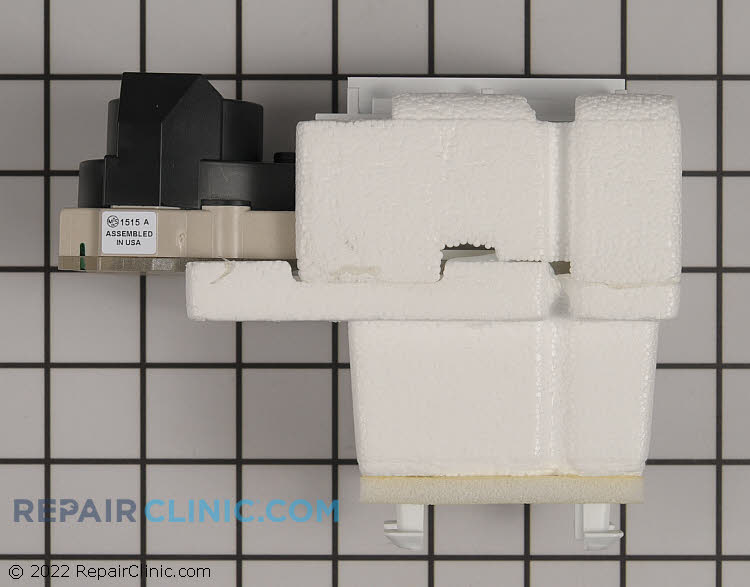 Damper Control Assembly WP2216112 Alternate Product View