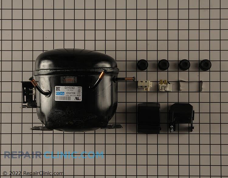 Compressor GVY57AD Alternate Product View