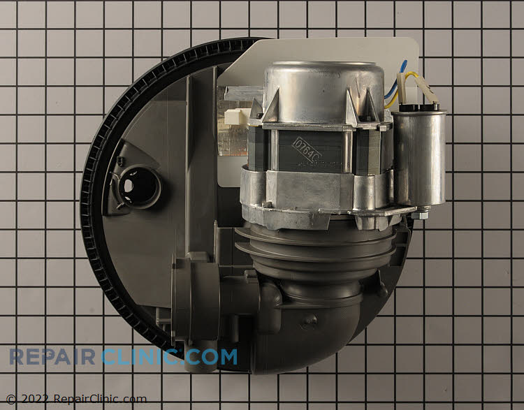 Pump and Motor Assembly W10806701       Alternate Product View