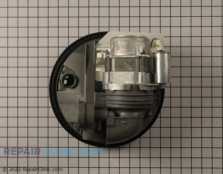 Pump and Motor Assembly W10806705       Alternate Product View