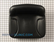 Riding Lawn Mower Seat - Part # 1832378 Mfg Part # 757-04001A