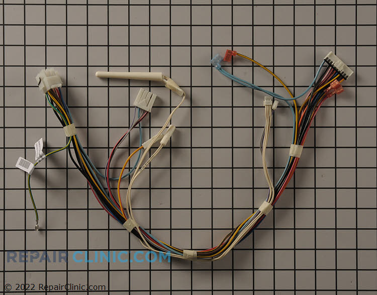 Refrigerator Wire Harness - 242303101