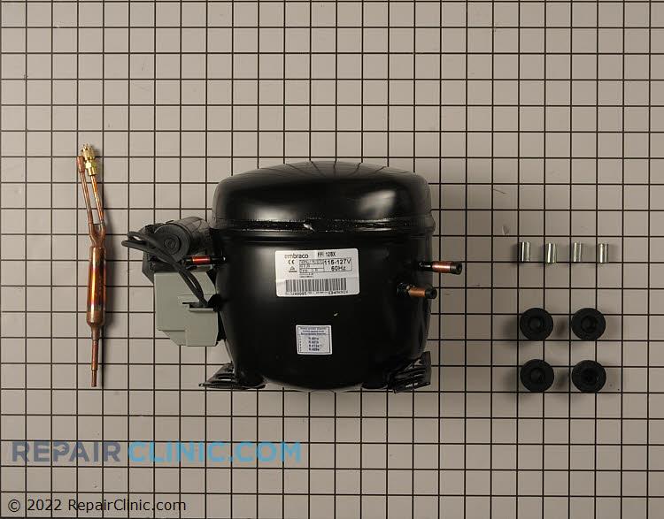 Replacement compressor