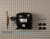 Compressor - Part # 3450102 Mfg Part # W10619807