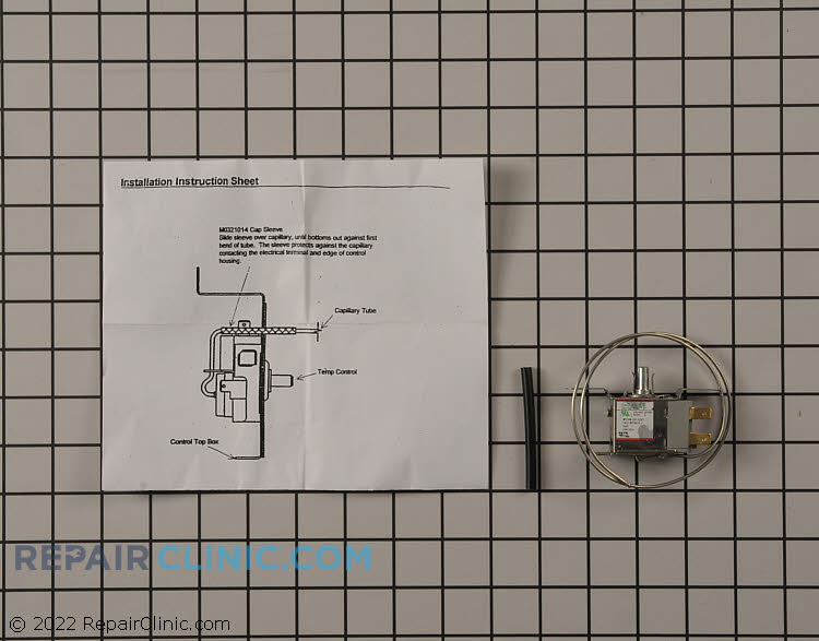 Temperature Control Thermostat R0161092 Alternate Product View