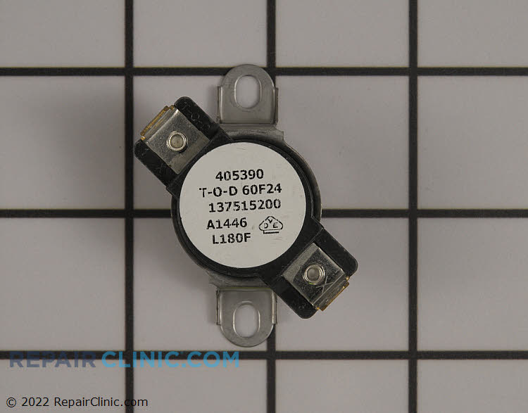 High limit thermostat
