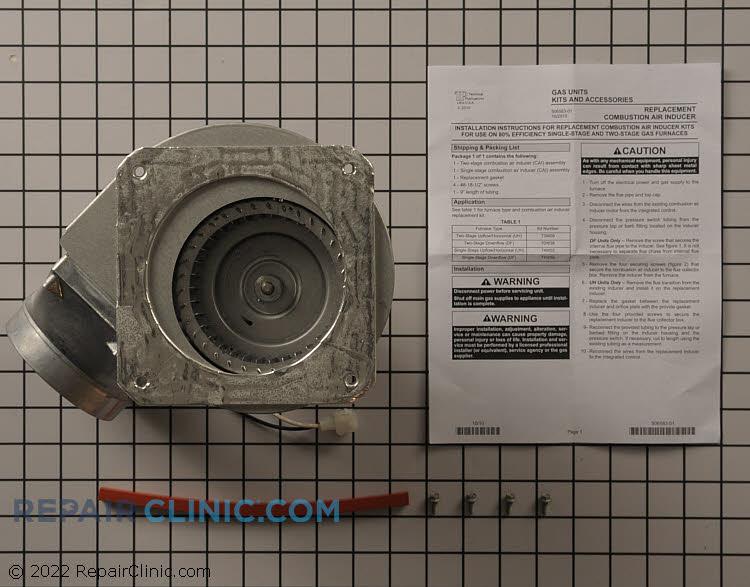 Draft Inducer Motor