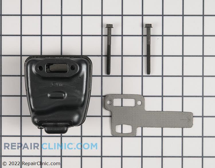Muffler 753-05169 Alternate Product View