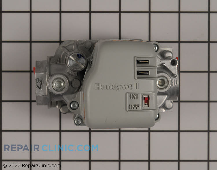 Gas Valve Assembly 73W17 Alternate Product View