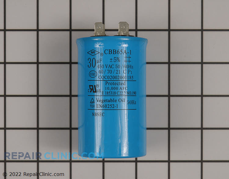 Capacitor 33000018 Alternate Product View