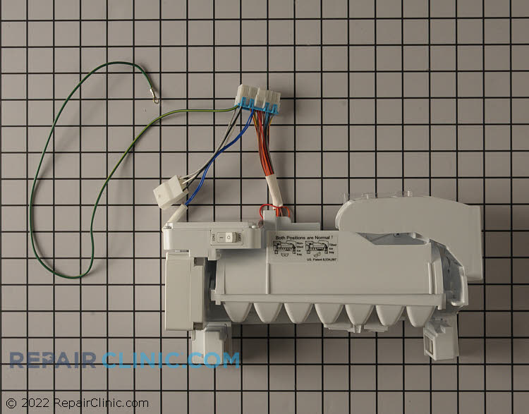 Ice Maker Assembly - Item Number AEQ73110210