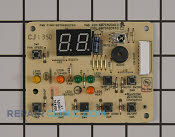 User Control and Display Board - Part # 1359532 Mfg Part # 6871A20613R