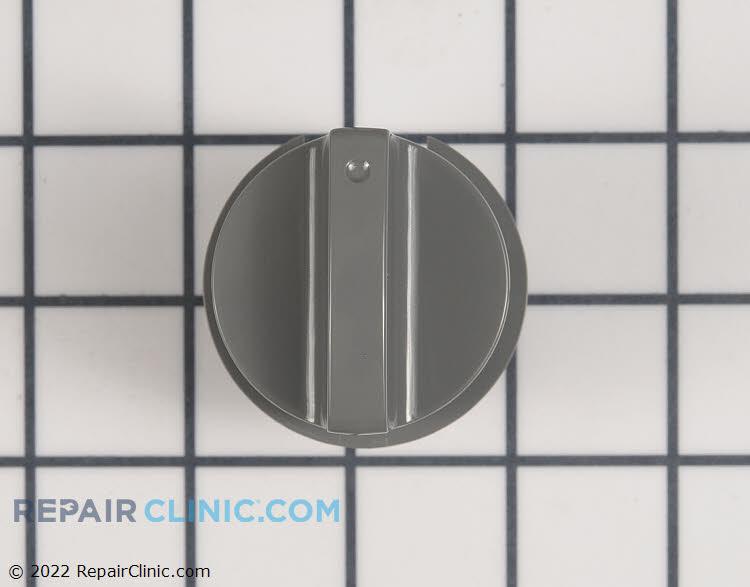 Gray knob
