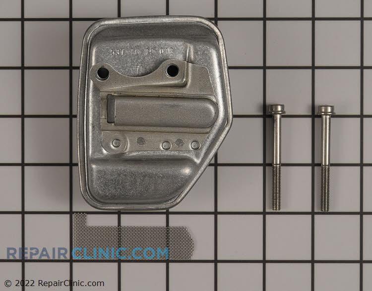 Muffler 537161901 Alternate Product View