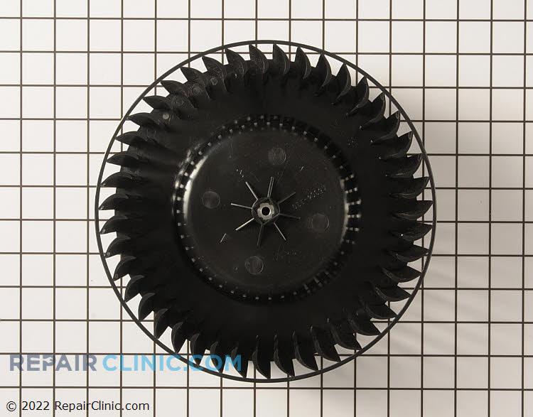 Blower Wheel AC-8000-09 Alternate Product View