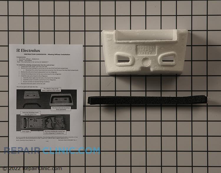 Diffuser Kit