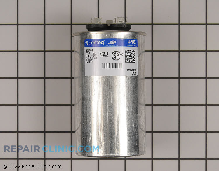Dual Run Capacitor C4505R Alternate Product View