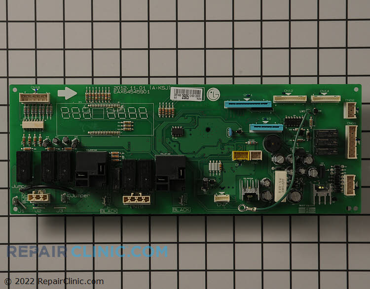 Oven Control Board 6871W1N002E Alternate Product View