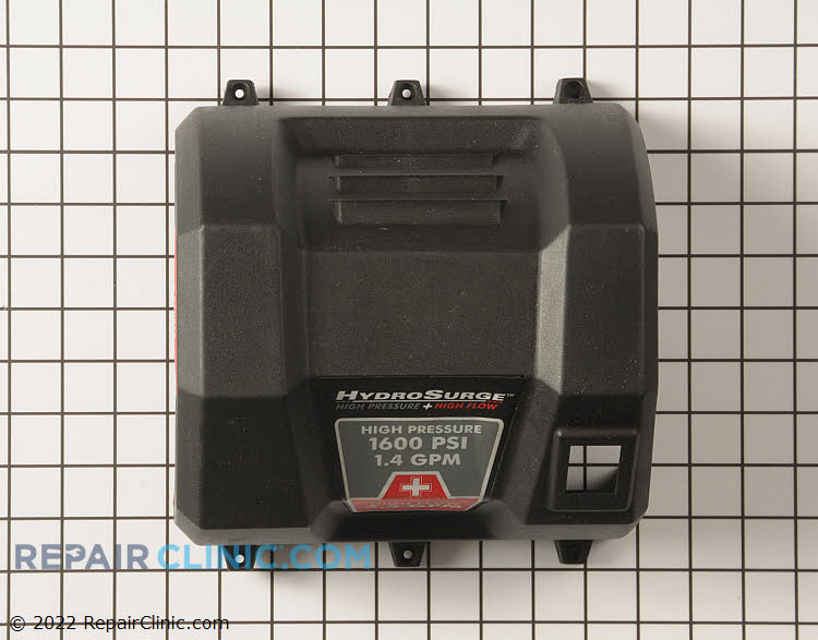 Air Cleaner Cover 31128301G Alternate Product View