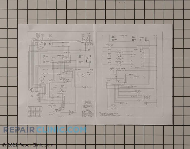 Range  Stove  Oven Wiring Diagram