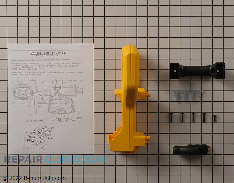 Switch Kit 5140112-17 Alternate Product View