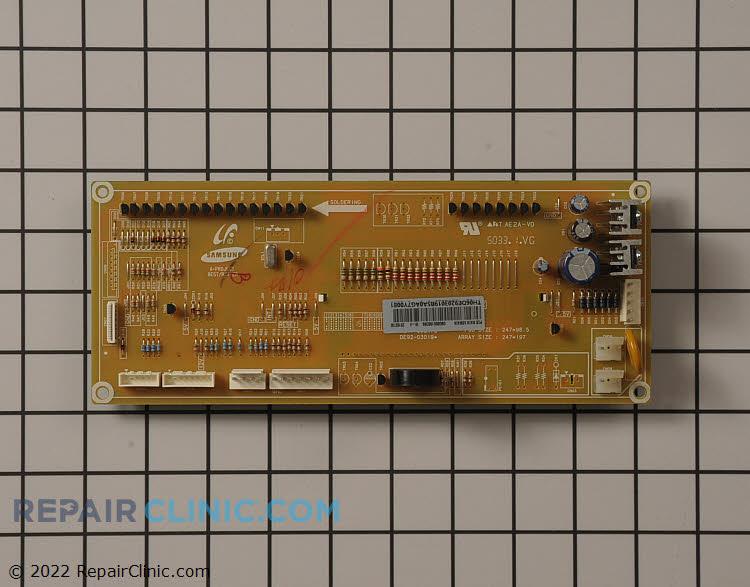 Oven Control Board DE92-03019B Alternate Product View