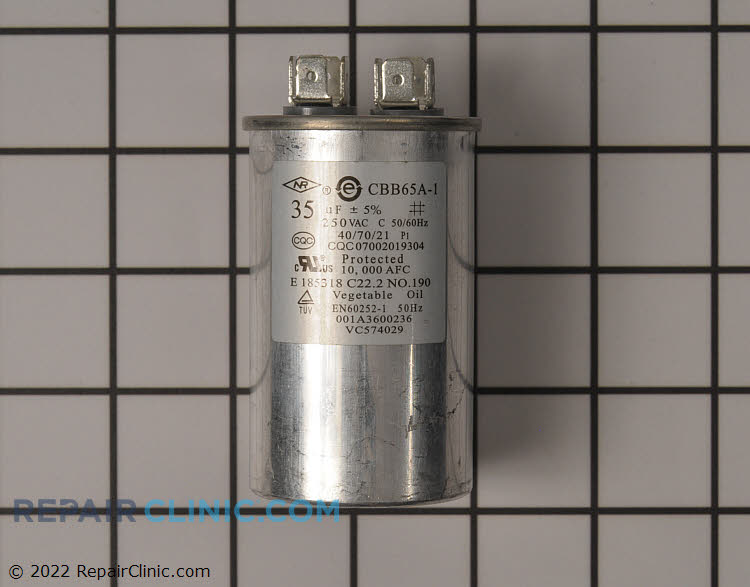 Capacitor AC-1400-03      Alternate Product View