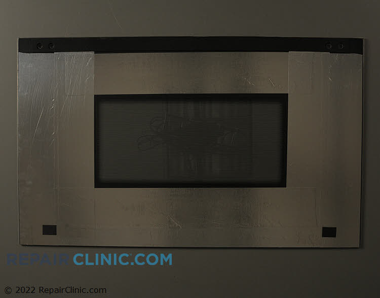 Outer Door Glass W10814910 Alternate Product View