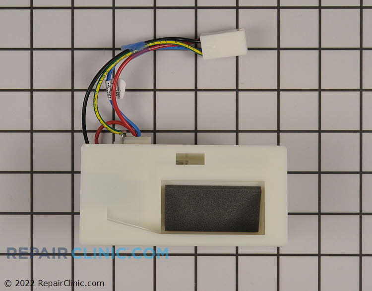 Damper Control Assembly WPW10594329 Alternate Product View