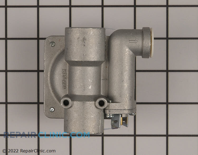 Pressure Regulator WPW10633327 Alternate Product View