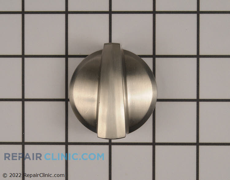 Knob assembly, stainless steel